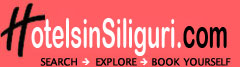 Hotels in Siliguri Logo